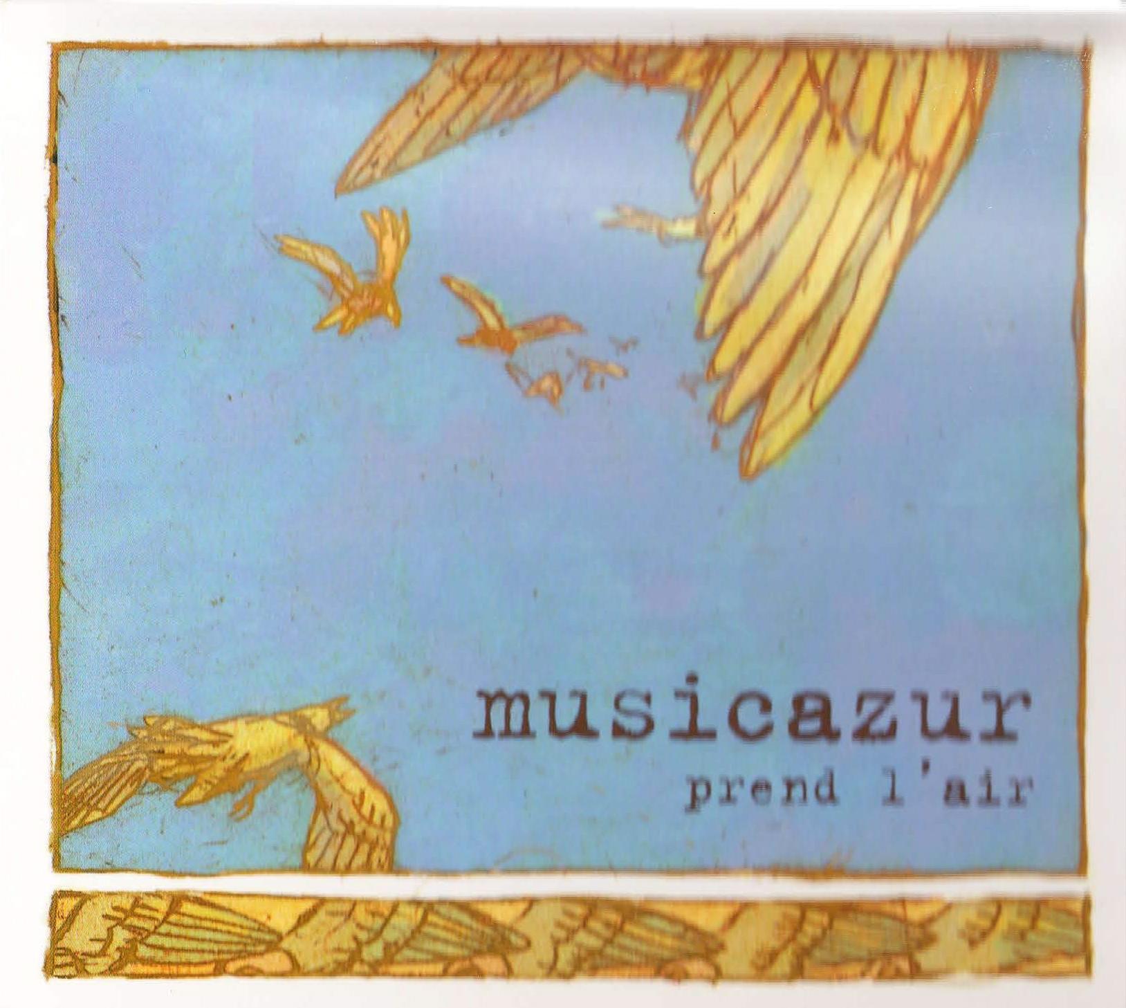 """MusicAzur (Pirly Zurstrassen): """"Prend L'Air"""" ('07)"""