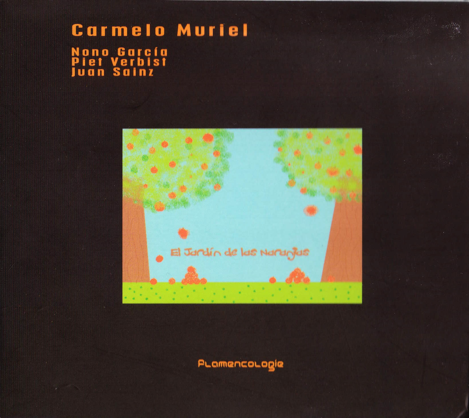 """Carmelo Muriel: """"El Jardin de las Naranjas"""" ('09)"""